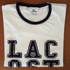 Lacoste logo t-shirt